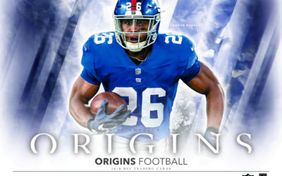 Panini's New Preview of 2018 Origins Football