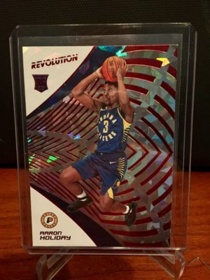 aaron holiday 2018-19 revolution chinese new year parallel