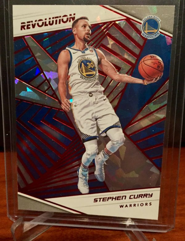 stephen curry 2018-19 revolution chinese new year parallel